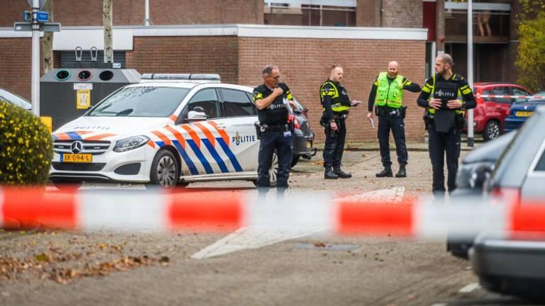 Drie mannen zijn aangehouden voor de schietpartij (Foto: SQ Vision Mediaprodukties).
