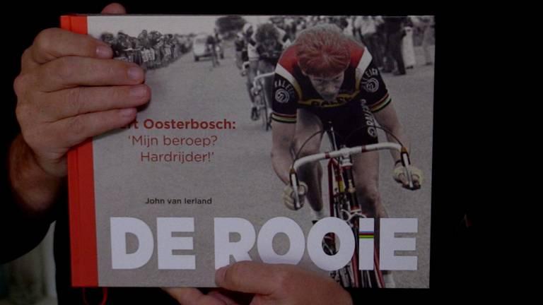 Het boek 'De Rooie' van John van Ierland over Bert Oosterbosch