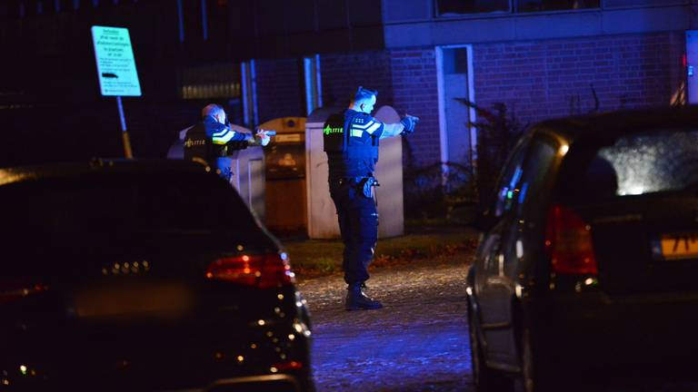 Archieffoto van een incident in Breda. Foto: SQ Vision/Perry Roovers