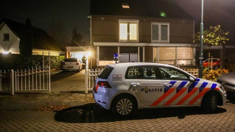 Een van de verdachten werd op 25 november aangehouden in Helmond (Foto: SQ Vision Mediaprodukties)