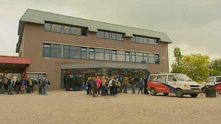 Het Prinsentuin College in Andel (Foto: Archief).