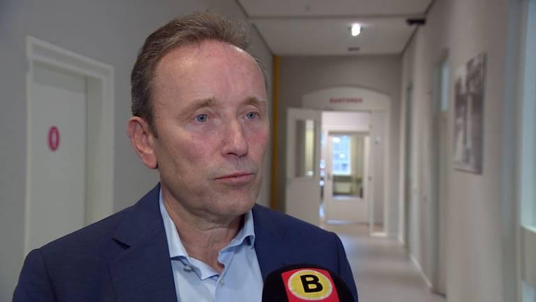 Wim Bens, voorzitter van de ZLTO.