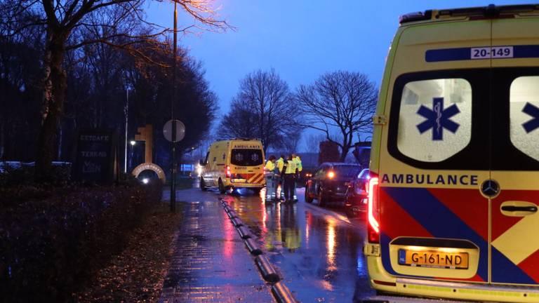 Het dodelijke ongeval vond plaats op de Kloosterstraat. (Foto: FPMB/ Erik Haverhals)