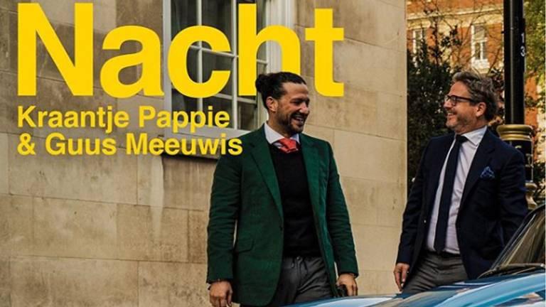 Guus Meeuwis en Kraantje Pappie (foto: Instagram Guus Meeuwis)