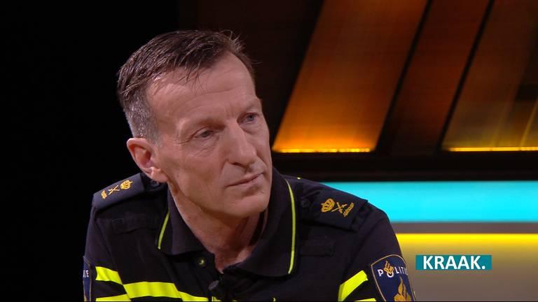 Politiechef Oost-Brabant Wilbert Paulissen in KRAAK.