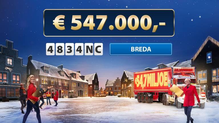 Hoeveel krijgen de winnaars in de Zorgvlietstraat