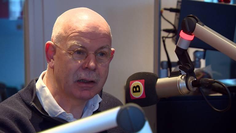 Directeur Toon Gerbrands. (foto: Omroep Brabant)