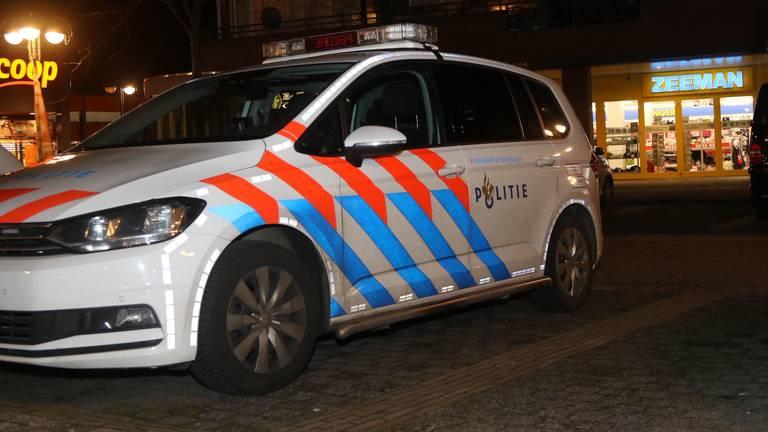 Kledingwinkel in Berlicum overvallen (foto: Gerben van der Bruggen/Meesters Multi Media)