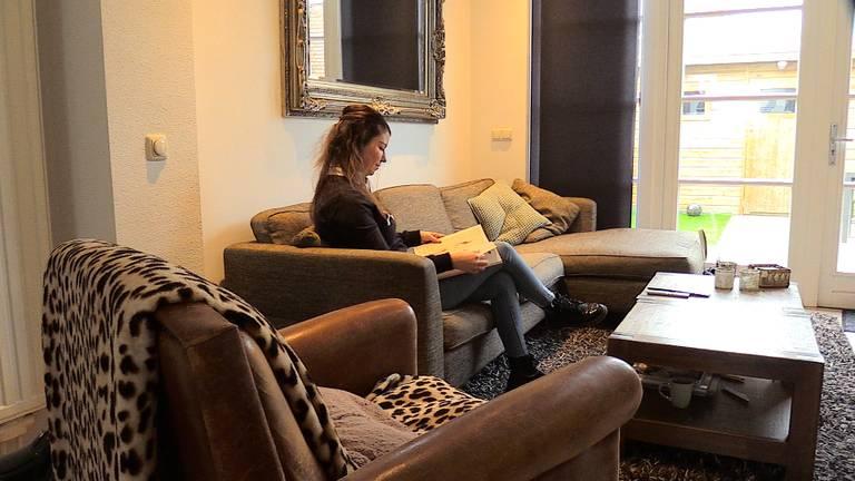 Danielle hoopt dat de therapie in Amerika haar kwaliteit van leven verbetert.