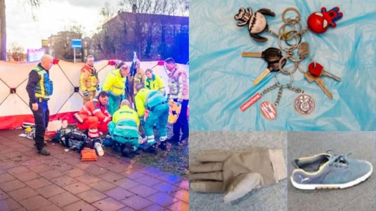 De foto's die de politie verspreidde (Foto's: Sem van Rijssel / SQ Vision& Politie)