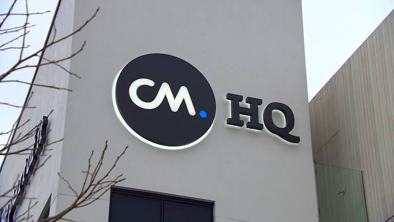 Het hoofdkantoor van CM in Breda (foto: Raoul Cartens)