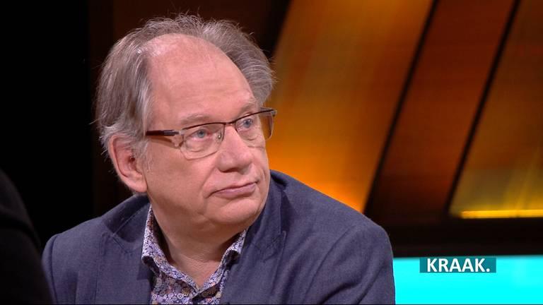 Voormalig GGD-arts Jos van de Sande (foto: Omroep Brabant).