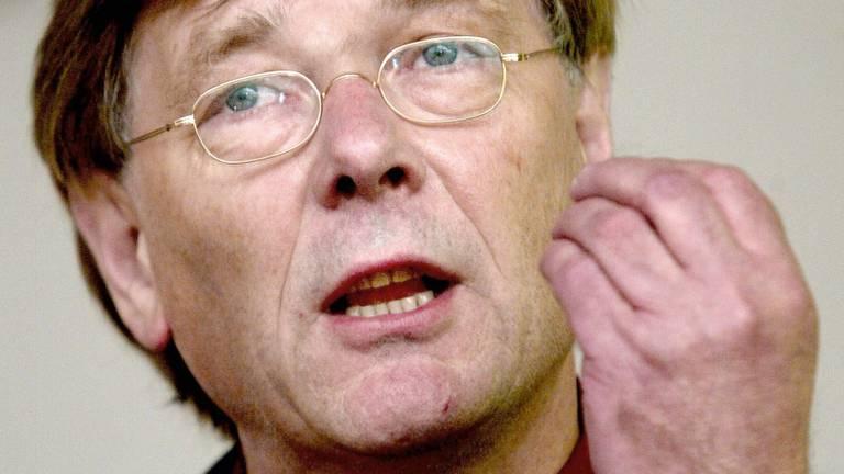 Viroloog Ab Osterhaus. (Foto: ANP 2009/Olaf Kraak)