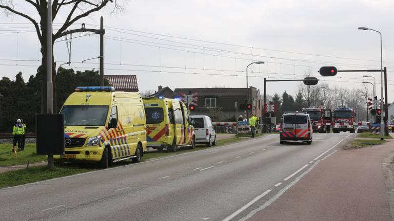 Aanrijding spoor Roosendaal legt treinverkeer plat (foto: Christian Traets / SQ Vision Mediaprodukties)