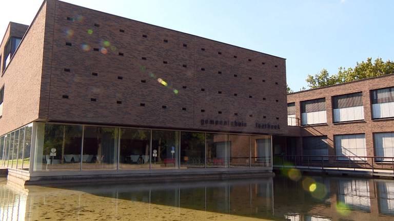 Het gemeentehuis van Laarbeek in Beek en Donk.