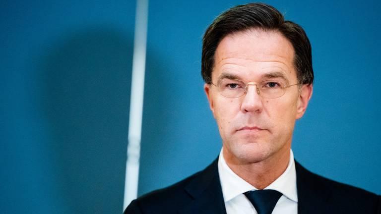 Mark Rutte. (Foto: Bart Maat / ANP)