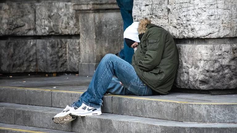 Een andere dakloze, foto ter illustratie. (Foto: Pixabay)