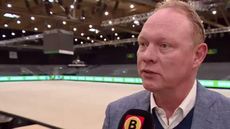 Marcel Hunze, directeur van Indoor Brabant.