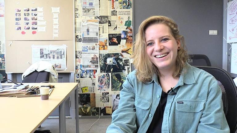 Eline van der Kaa (foto: Tom van den Oetelaar).