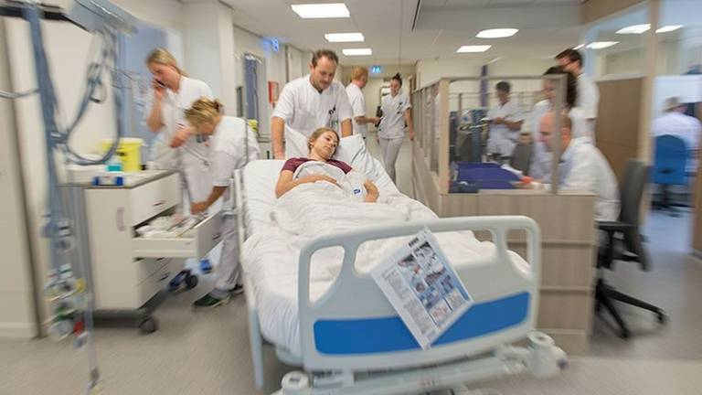 Verzekeraar Joep de Groot noemt de Nederlandse gezondheidszorg 'robuust' (Foto: ETZ)