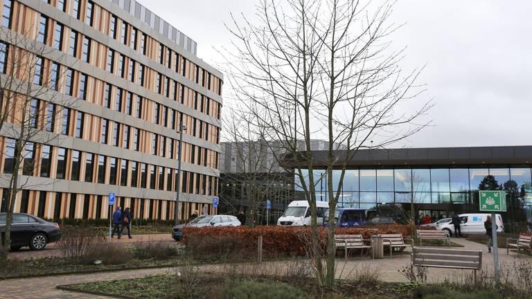 Het Amphia Ziekenhuis in Breda. (Archieffoto: Karin Kamp)
