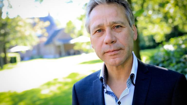 De Brabantse gedeputeerde Rik Grashoff.