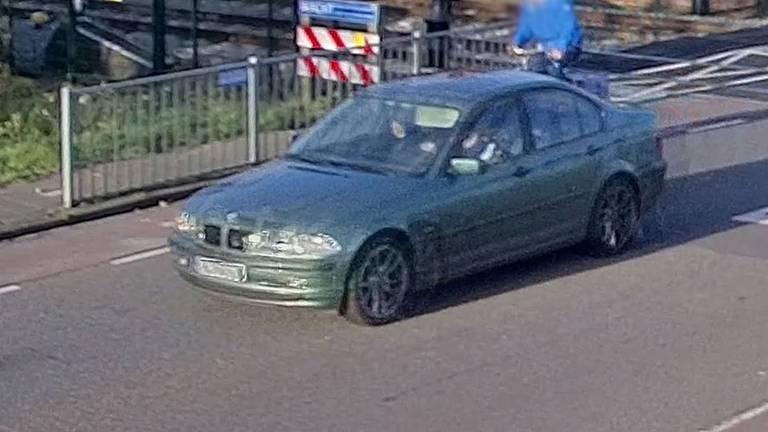 De bewuste BMW (foto: Opsporing Verzocht).