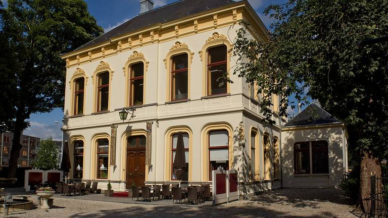 Villa de Vier Jaargetijden in Tilburg (Archieffoto: Johan Bakker/Wikimedia Commons )