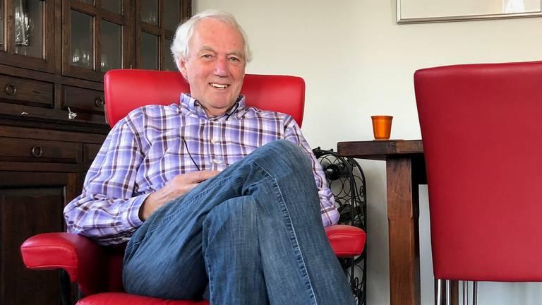 Inmiddels is Pieter Rijnbeek (74) weer thuis in zijn eigen appartement.