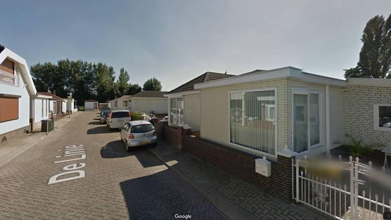 De Linie in Bergen op Zoom (foto: Google Streetview)