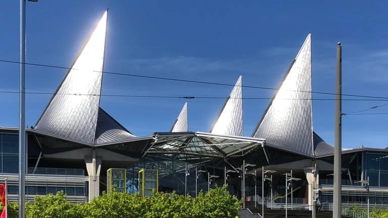 De rechtbank in Antwerpen (foto: Willem-Jan Joachems)
