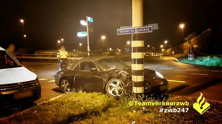 Bron: Twitter Team Verkeer Zeeland-West-Brabant