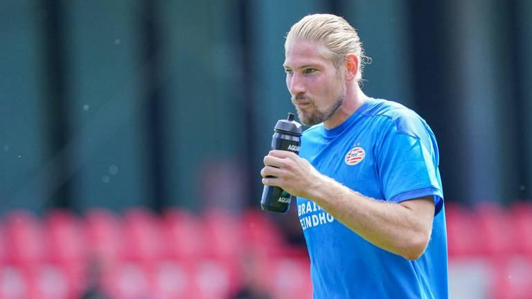 PSV-doelman Lars Unnerstall (foto: OrangePictures).