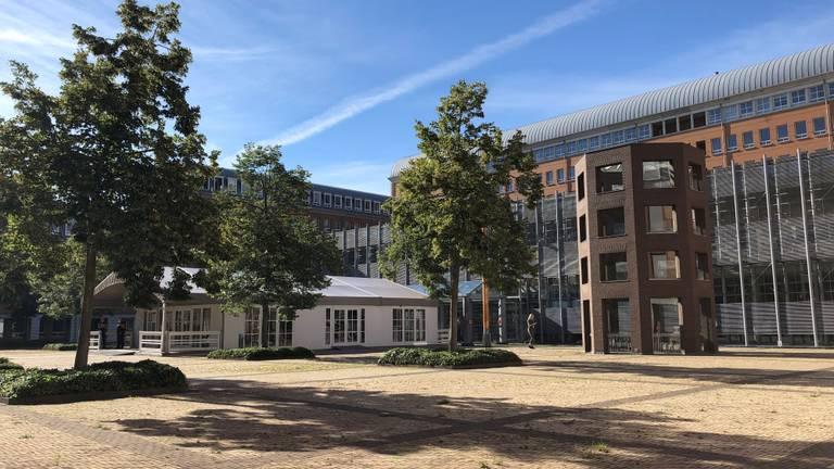 Het Paleis van Justitie in Den Bosch (foto: Hans Janssen).