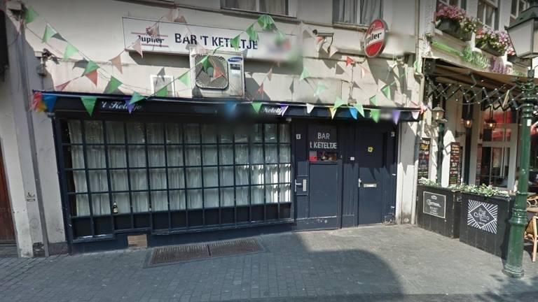 Café 't Keteltje (foto: Google Street View).