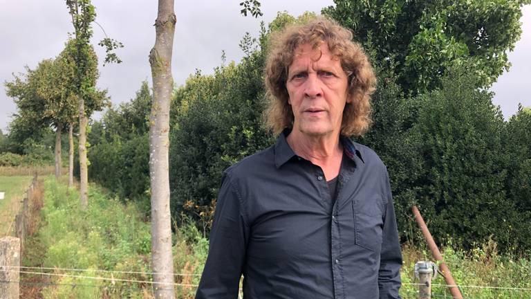 Jan Ottens uit Zeeland wil tienduizend tiny houses in De Peel (foto: Jos Verkuijlen)