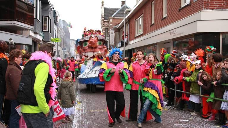 De optocht in Oosterhout in betere tijden (archieffoto: Karin Kamp)