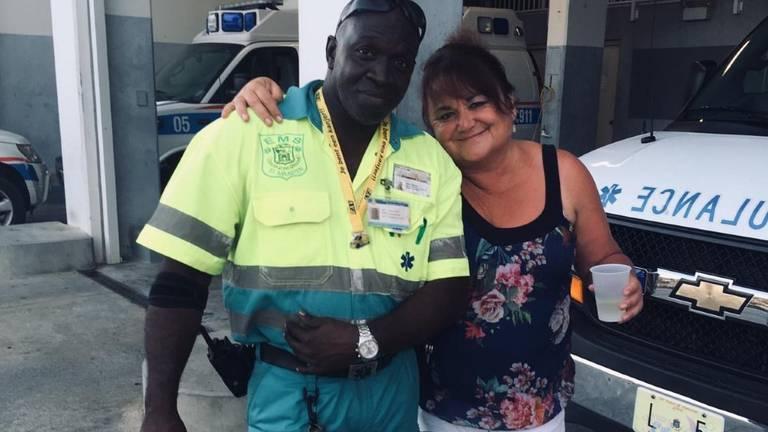 Voor Lianne van Driel voelt Sint Maarten als haar tweede thuis.