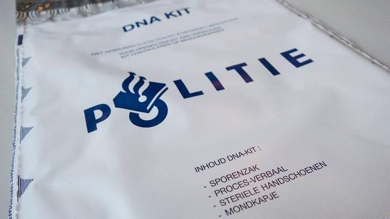 De politie vond DNA-sporen in de auto en winkel (foto: politie.nl).