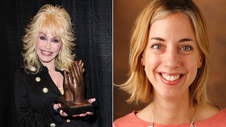 Dolly Parton deed een flinke donatie voor het vaccin van Andrea (foto: Wikimedia/Andrea Pruijssers).