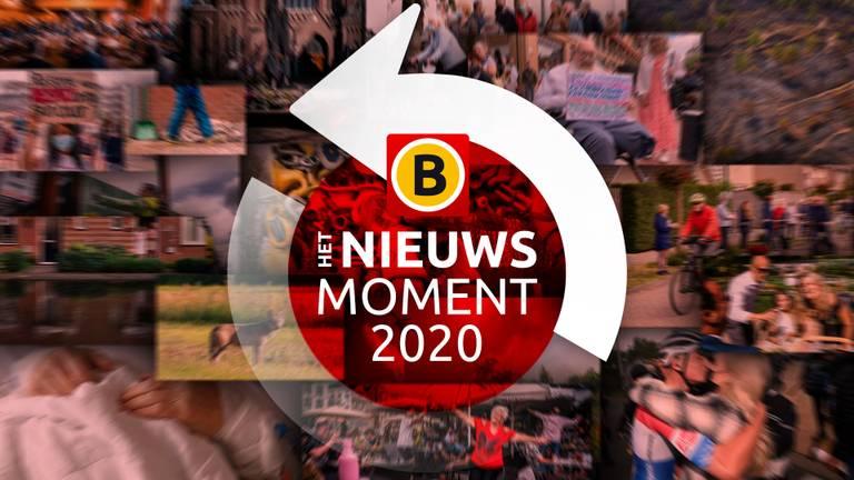 Bezoekers van de app en website van Omroep Brabant kiezen het Nieuwsmoment van 2020.