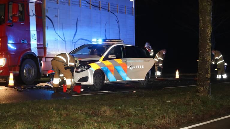Niemand raakte gewond (foto: Kevin Kanters / SQ Vision).