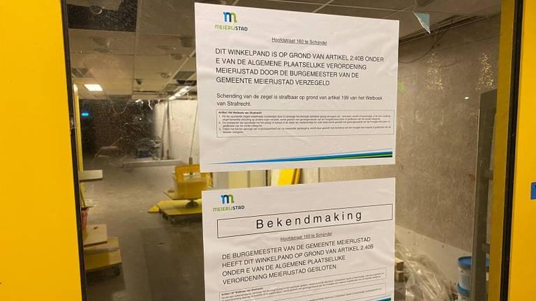Voorlopig komt er geen Poolse winkel in Schijndel. (Foto: TV Schijndel)