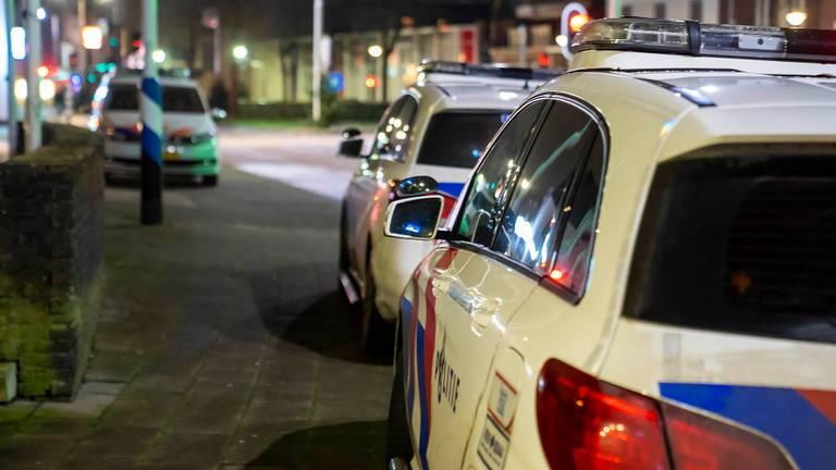 Meer auto's want agenten rijden solo (foto: Gabor Heeres / SQ Vision).