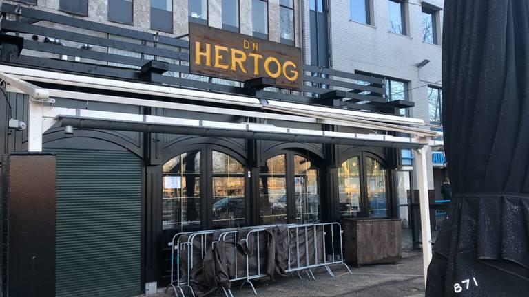 Café d'n Hertog (foto: Rogier van Son)