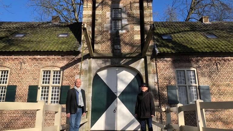 Jacques van Lankveld en Harry Slits (Foto: Alice van der Plas)