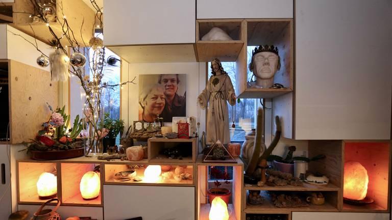 in het huis van Stijn (foto: Lobke Kapteijns).