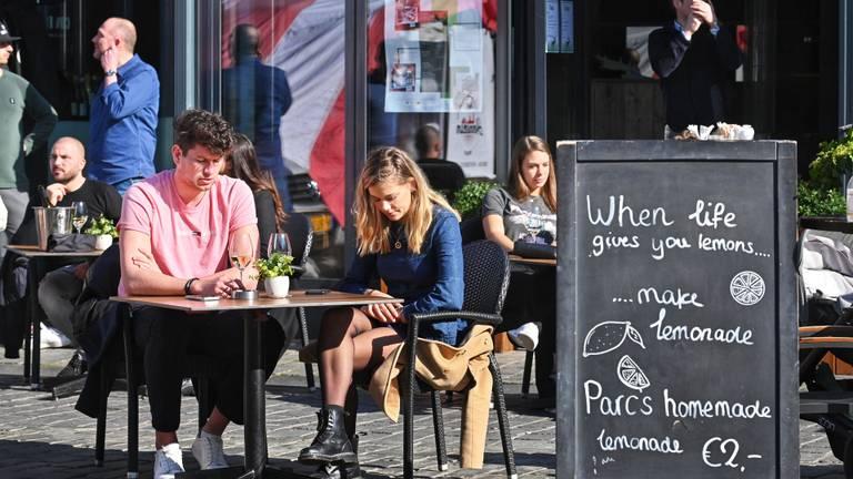 De Grote Markt in Breda (foto: Tom van der Put).
