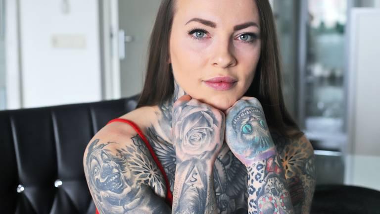 Renata Kania (foto's: Karin Kamp).