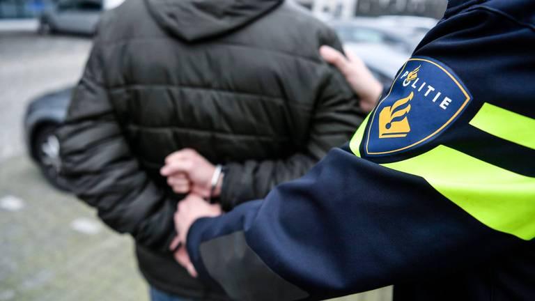 Vijf tieners zijn opgepakt (foto: politie).